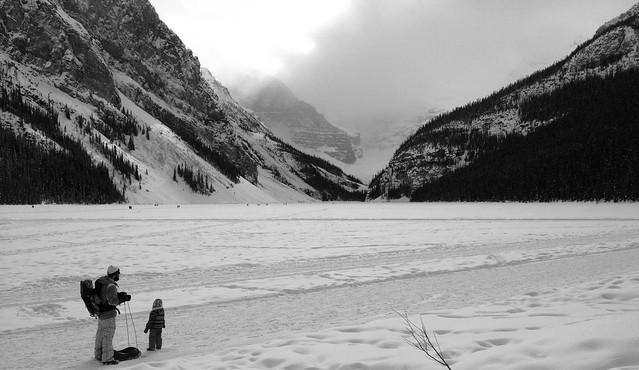 Isolation ....   Lake Louise