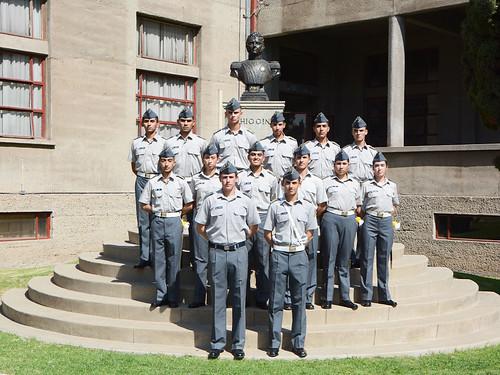 1ra Escuadra - 1ra Sección - 2da Compañia