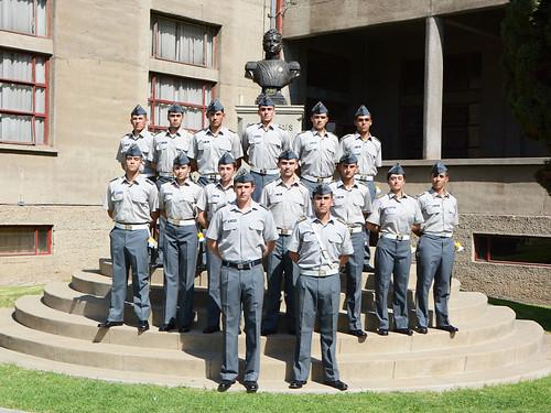 2da Escuadra - 1ra Sección - 2da Compañia