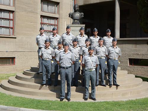 3ra Escuadra - 1ra Sección - 2da Compañia