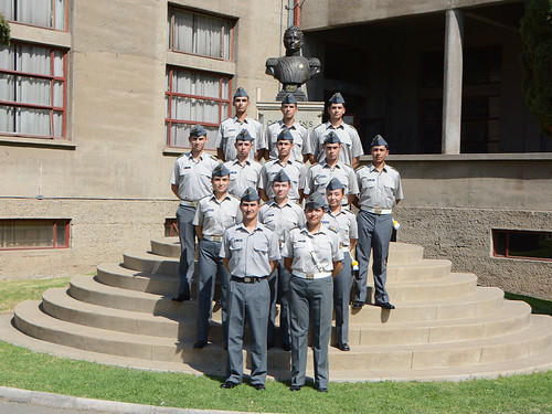 1ra Escuadra - 2da Sección - 2da Compañia