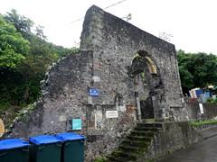 Martinique - St. Pierre - School Chapel Ruins