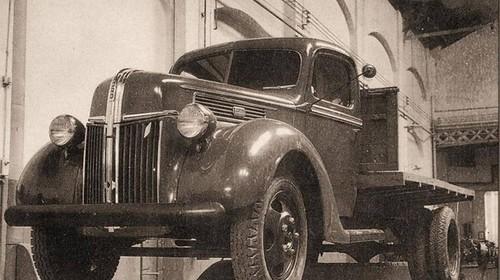 camió Ford fabricat a Barcelona