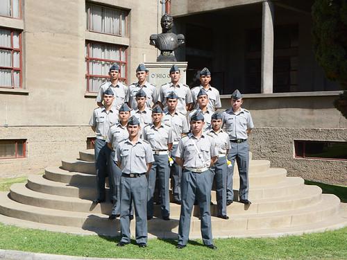 3ra Escuadra - 2da Sección - 2da Compañia