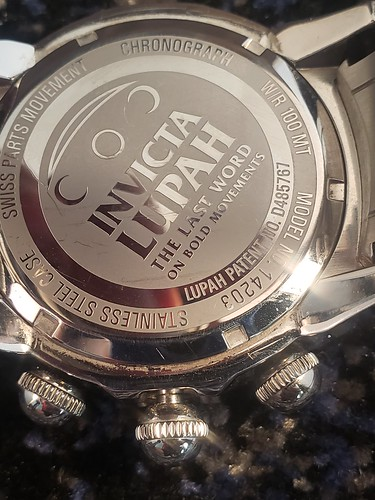 Invicta 14203 Lupah Diver Rose Bezel | by lamboz1