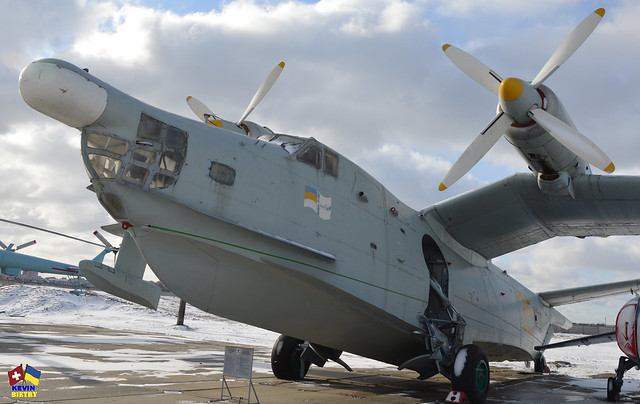 Beriev Be-12 Ukraine Navy