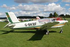 G-BKBF Socata MS.894A [11622] Popham 120910