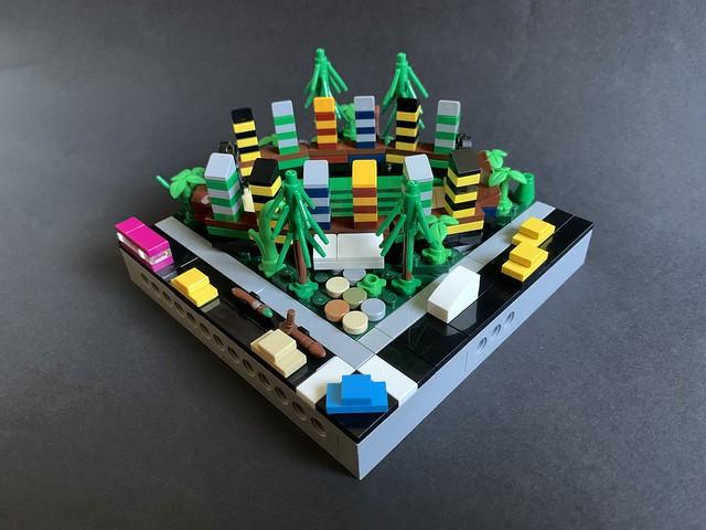 """Micropolis """"Quidditch Pitch"""""""