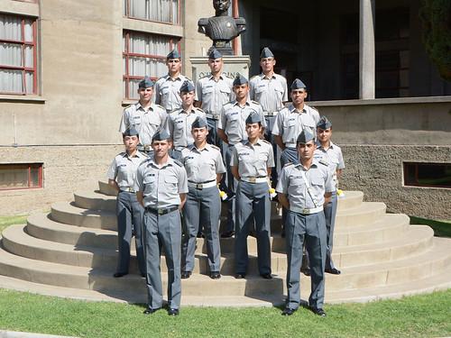 3 Escuadra - 2 Sección - 1 Compañía