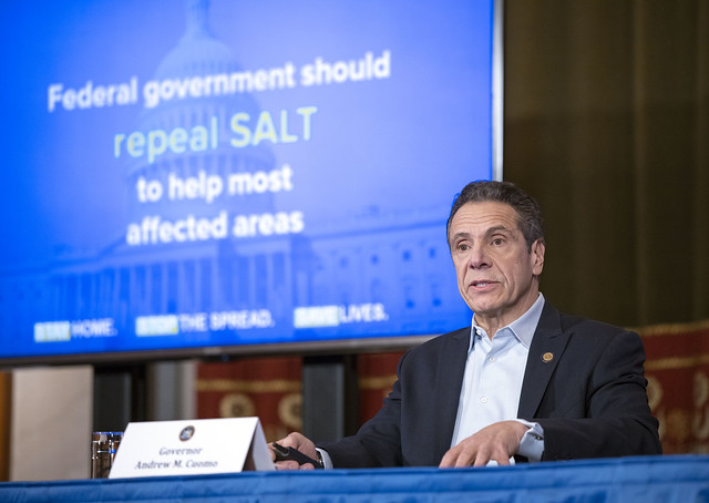 Governor Cuomo Holds Briefing on COVID-19 Response - 4-11