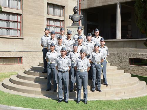 1ra Escuadra - 2da Sección - 1ra Compañia