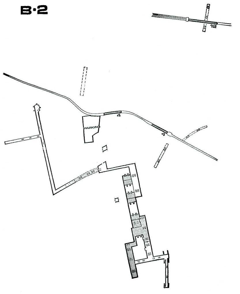 昭和48年の上越新幹線新宿駅ホーム構想 (26)