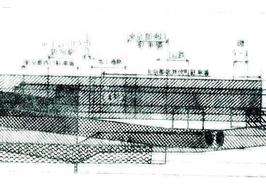 昭和48年の上越新幹線新宿駅ホーム構想 (19)
