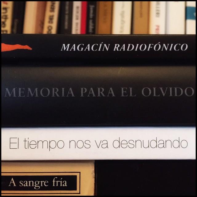 Magacín radiofónico en estado de alarma 11.4.20 #yomequedoencasa #frenarlacurva #haikusdestanteria #quedateencasa