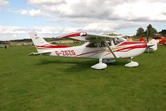 G-ZGZG Cessna 182T [182-82036] Popham 120910