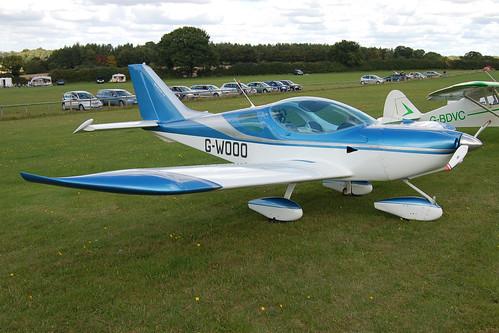 G-WOOO Czech Aircraft Works SportCruiser [LAA 338-14840] Popham 120910