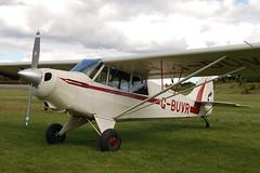 G-BUVR Christen Huskey A-1 [1162] Popham 120910