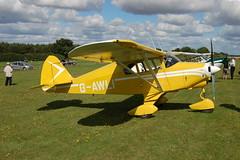 G-AWLI Piper PA-22-150 [22-5083] Popham 120910