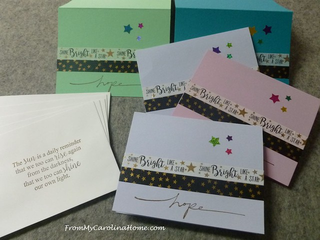 Safelight Cards at FromMyCarolinaHome.com