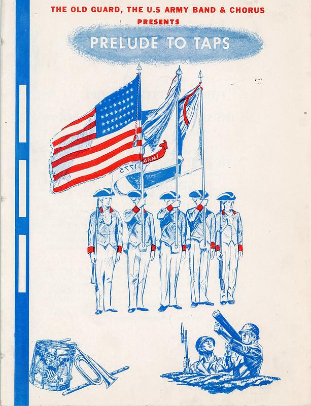 1961-Prelude to Taps program--01