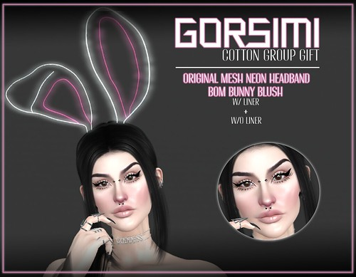 - Gorsimi - Cotton (BOM+ORIGINAL MESH GROUP GIFT)