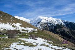 PUnta Mondiniero (2.299m) y El Litro