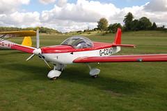 G-CZAC Zenair CH.601 [PFA 162-14113] Popham 120910