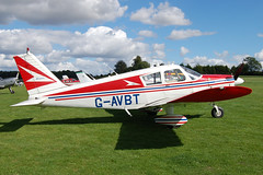 G-AVBT Piper PA-28-180 [28-3945] Popham 120910