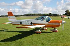 D-EGHW Bolkow Bo.209-150FV [170] Popham 120910