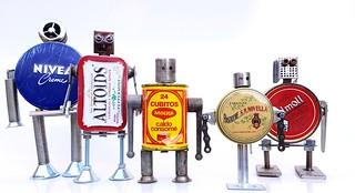Home made robots