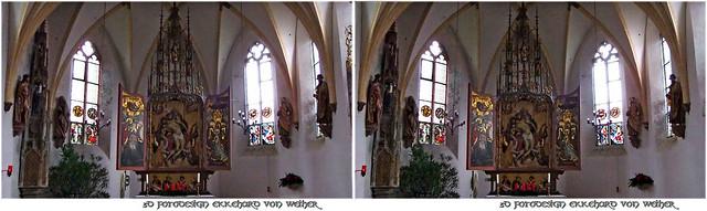 Blutenburg Chapel 3D