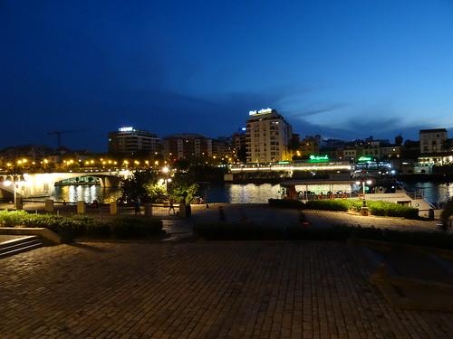 Paseando por Sevilla