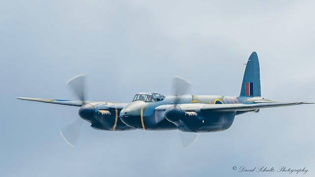 1945 de Havilland DH 98 Mosquito T.Mk. II N959TV