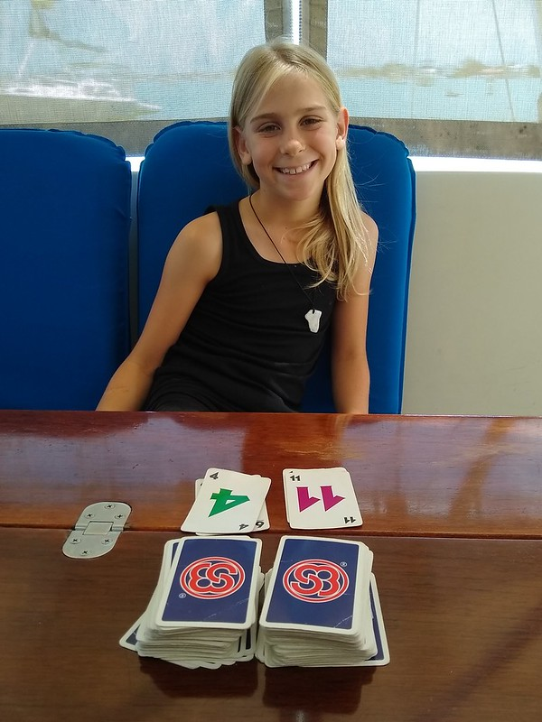 Use Skipbo to practice math facts.
