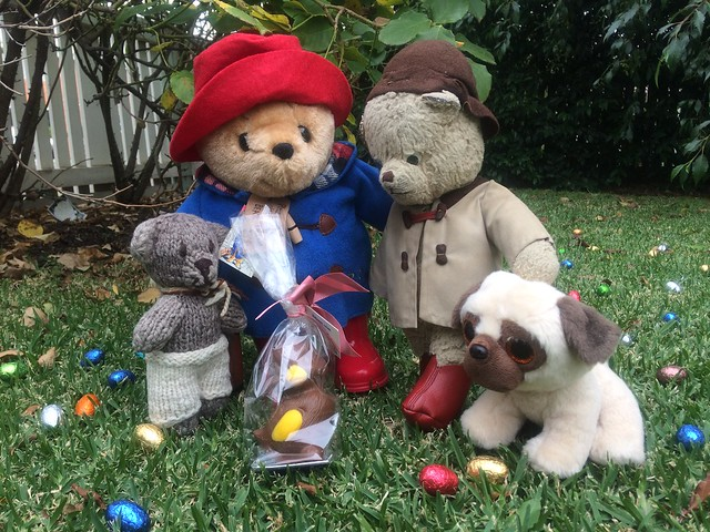 Paddington, Scout and the Easter Egg Hunt 10.