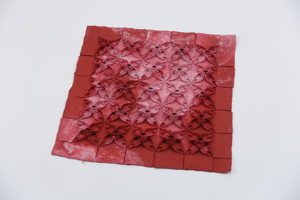 Two-in-One Flower Tessellation