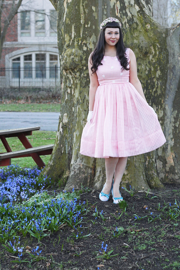 pastel easter outfit