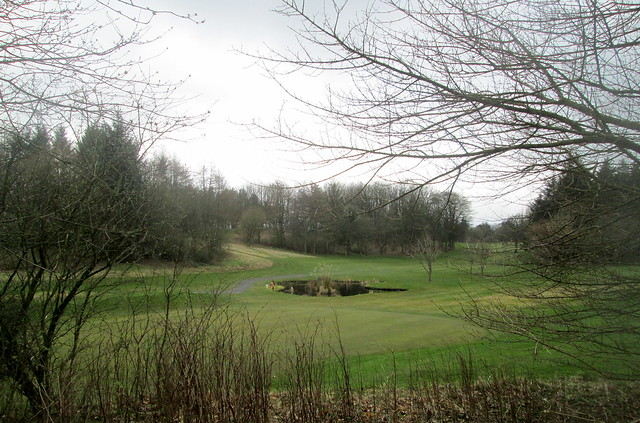 Balbirnie golf course, Fife
