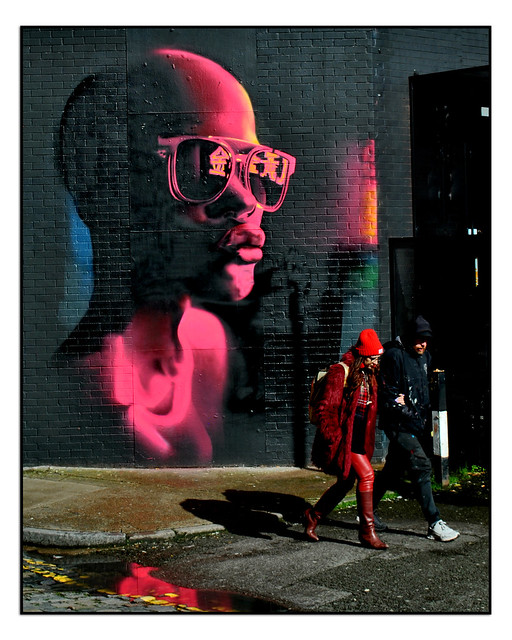 LONDON STREET ART by GRAFFITI LIFE.