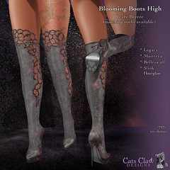 _CCD_ Blooming Boots High Leafy Breeze-AD
