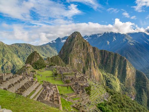 Armchair Traveling - Machu Picchu, Peru