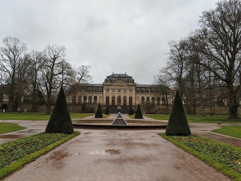 Fuldaer Stadtschloss.