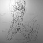 Drawing of Niambi