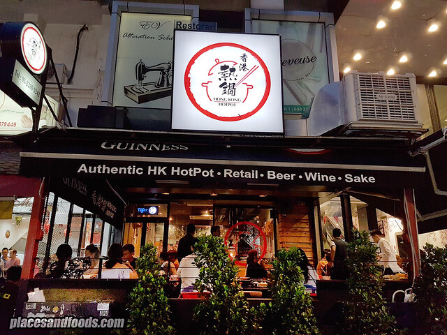hong kong hotpot bangsar