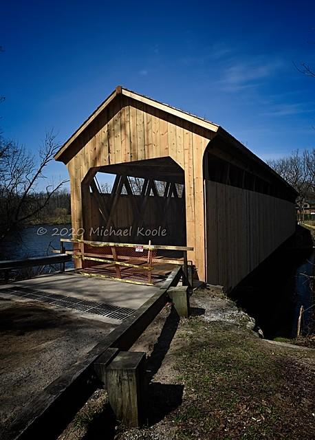 Rebuilt - Whites Bridge (Looking West)