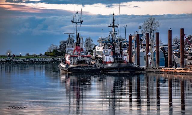 Tugboats - Steveston