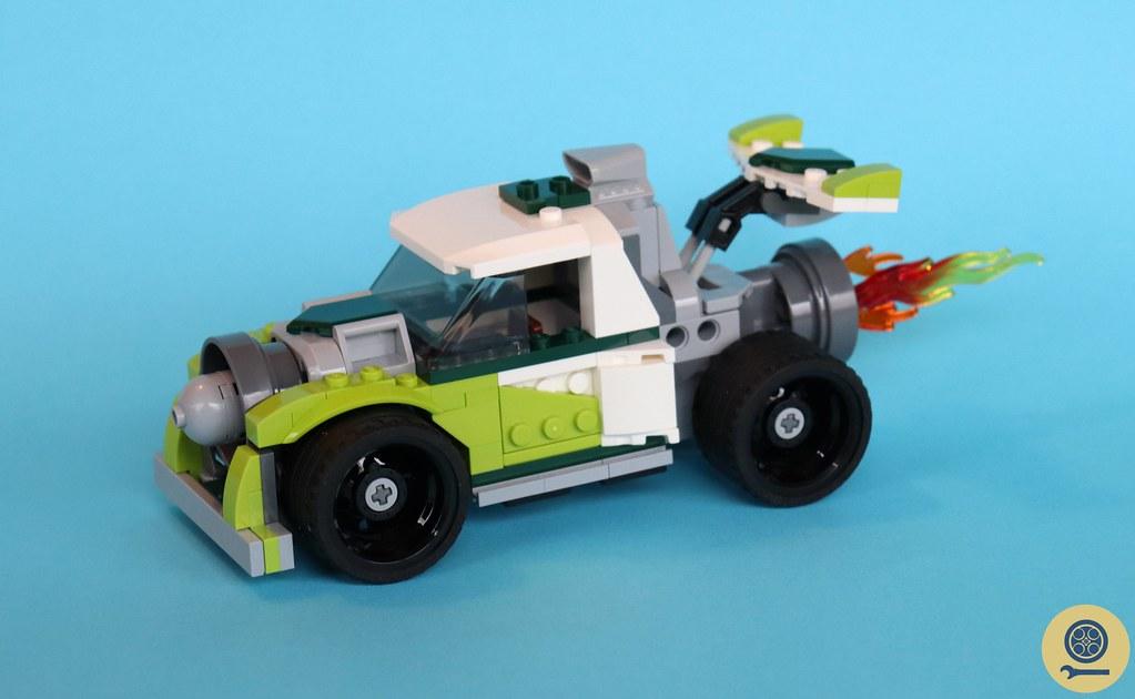 31103 Rocket Truck 1