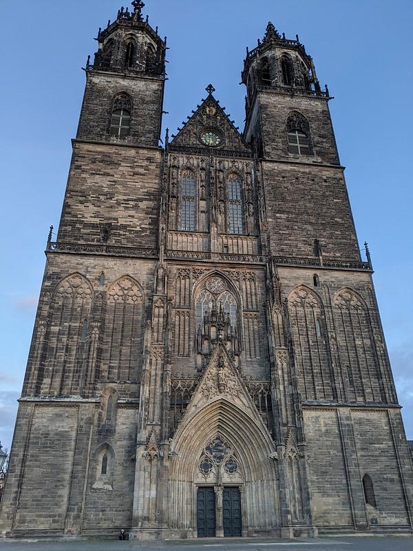 Magdeburger Dom.
