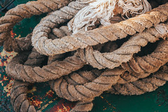 Natural Jute Nautical Rope