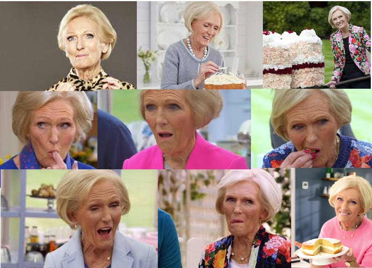 Mary Berry and The Great Home Bake-athon